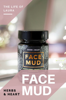Herbs & Heart Face Mud