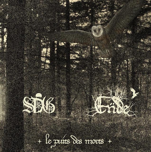 Sorcier des glaces / Ende - Le puits des morts - Split album