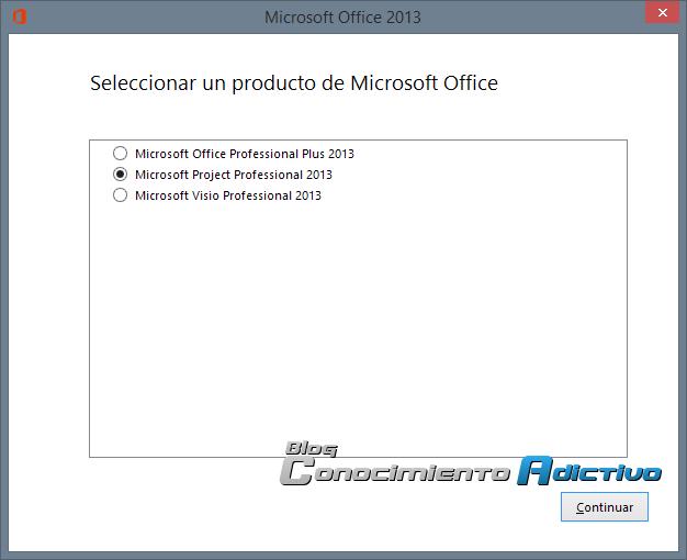 Cómo crear un AIO de Office 2013 Pro Plus, Visio y Project