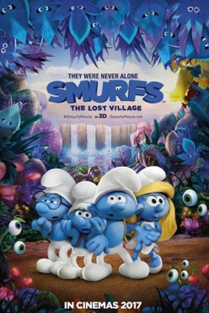 Jadwal SMURFS: THE LOST VILLAGE di Bioskop