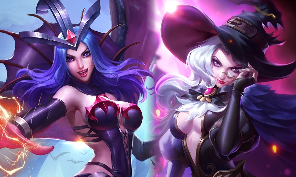 Tips Menggunakan Alice di Mobile Legends + Build Item Terbaik 2018