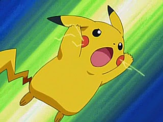 Pikachu Thunderbolt Best Flash Games