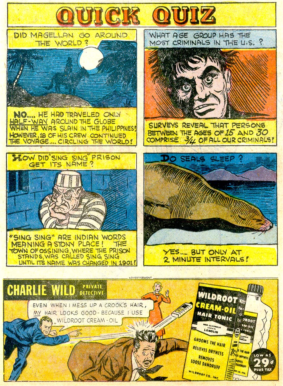 Read online Detective Comics (1937) comic -  Issue #179 - 16