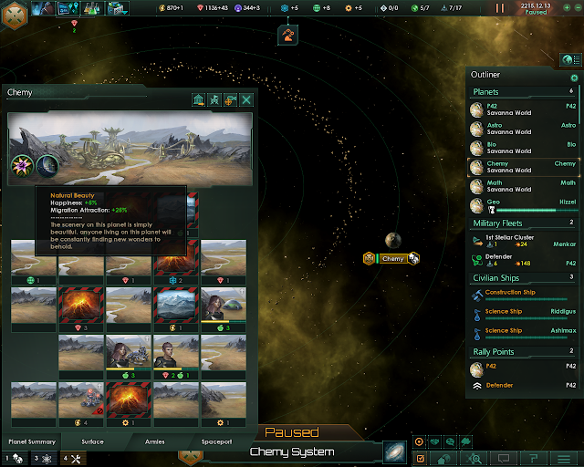 Planet Events | Stellaris Screenshot