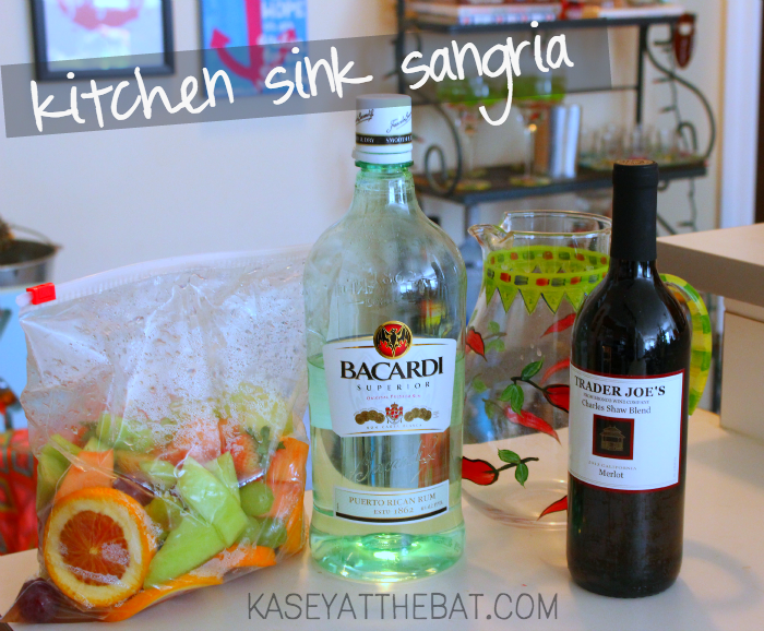 kitchen sink sangria