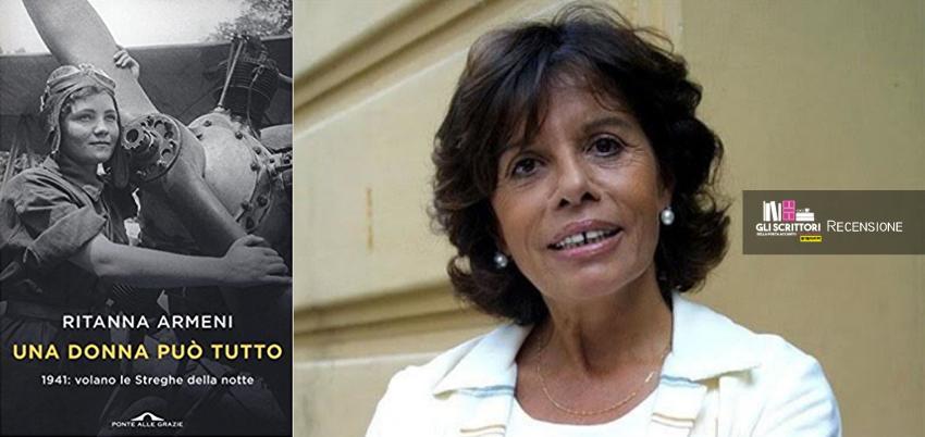 Una donna può tutto, di Ritanna Armeni - Recensione