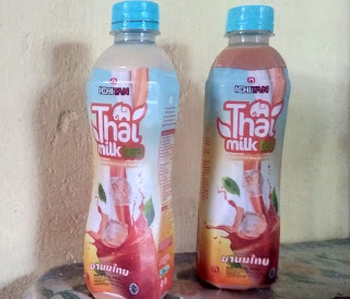 Thai Tea Milk