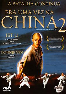 Era Uma Vez na China 2 - DVDRip Dublado