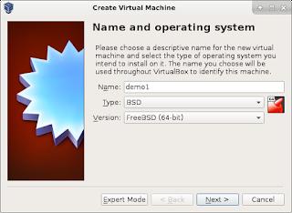 Using VirtualBox to Build FreeBSD VM on Debian - DZone Web Dev