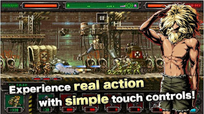 Download Gratis Metal Slug Defense v1.46.0 Apk + Mod (Unlimited Money) Terbaru