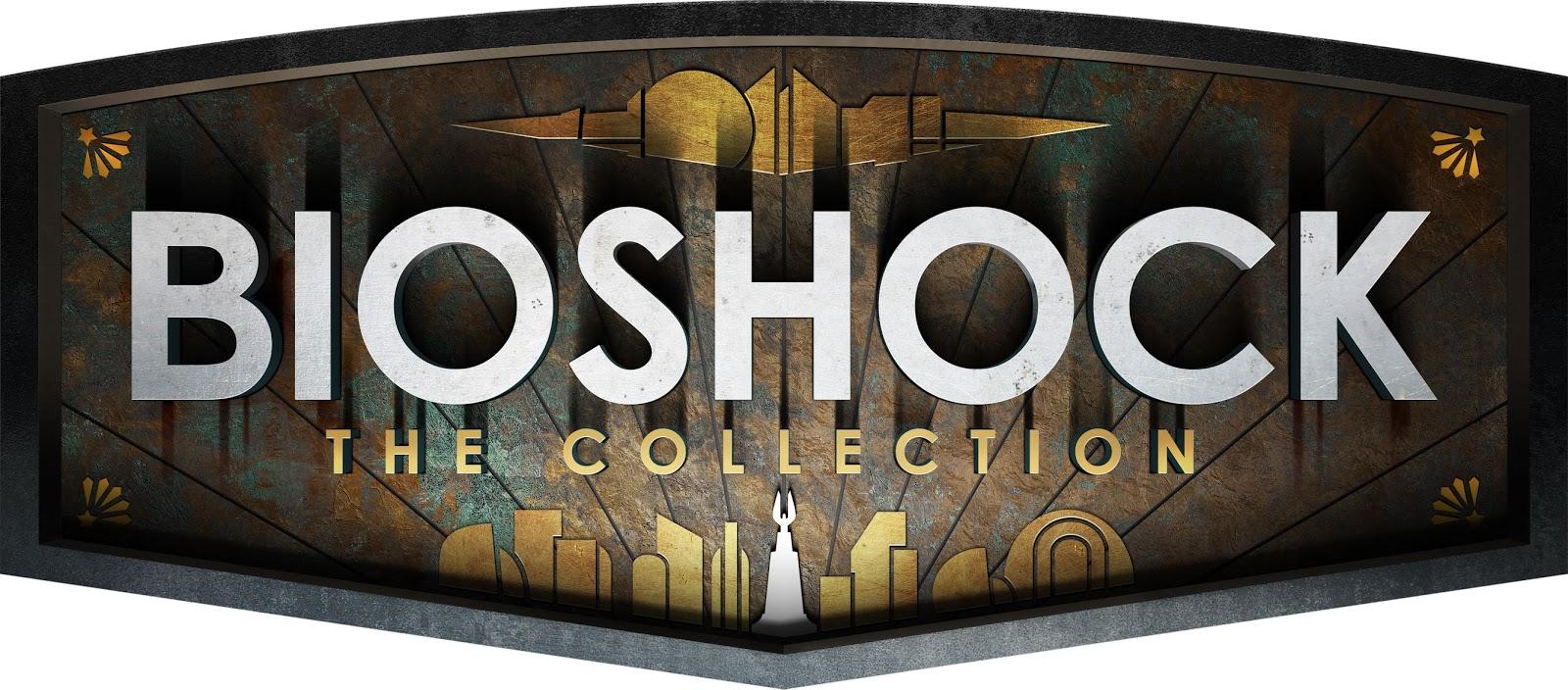 Resultado de imagem para Bioshock  The Collection logo