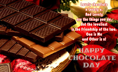 Lovely Chocolate Day Images Free Download