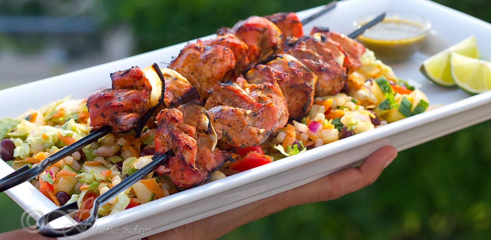 fabulous fridays: Tandoori chicken tikka