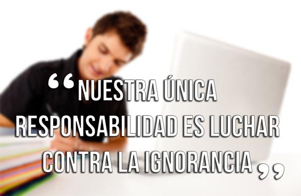 Frases De Responsabilidad Colección 02 Frases De La Vida