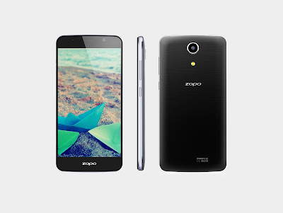 Zopo launches Hero 1 smartphone with Dual SIM, 4G LTE, 13.2 MP rear camera in India for Rs. 12000