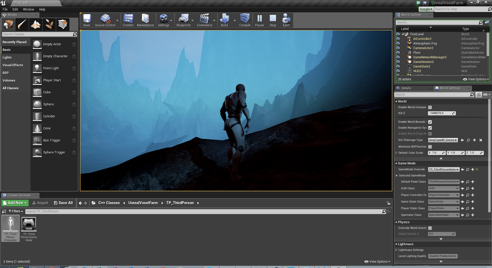 Procedural World: Announcing Unreal Engine 4 support