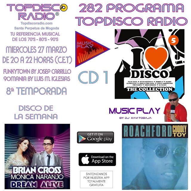 282 Programa Topdisco Radio