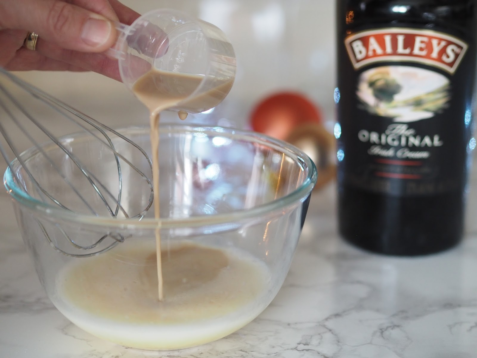 Baileys eggnog Christmas Priceless Life of Mine Over 40 lifestyle blog