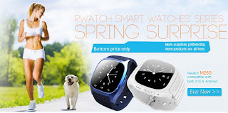 GAIN MONEY ONLINE WITH SMART WATCHES