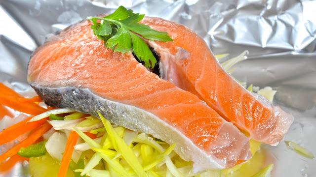 Tipos de pescados que nos ayudaran a perder peso