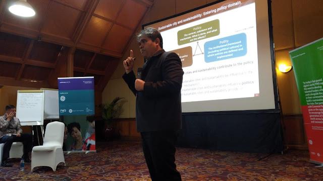 KSP: Inisiatif Kota Cerdas Kian Dibutuhkan!