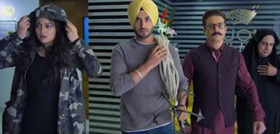 Happy Phirr Bhag Jayegi Trailer, Happy Phirr Bhag Jayegi Movie Trailer