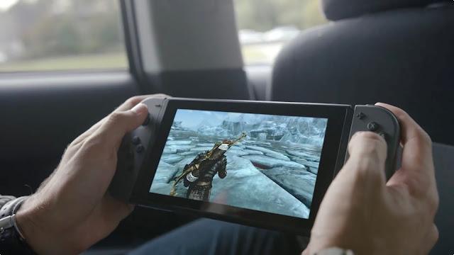 Rumor: Laura Kate Dale divulga lista de jogos do lançamento do Switch