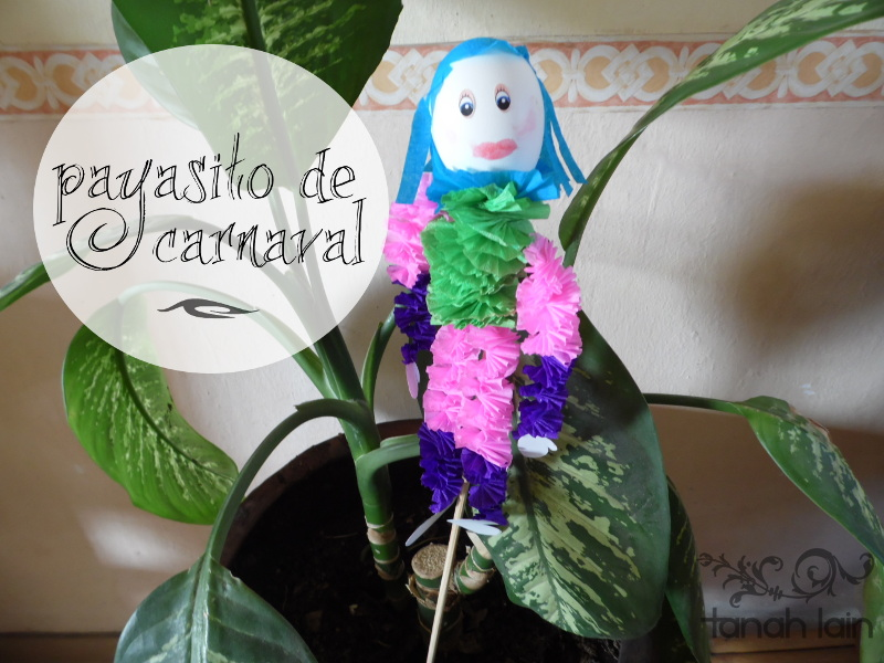 Payasito de Carnaval