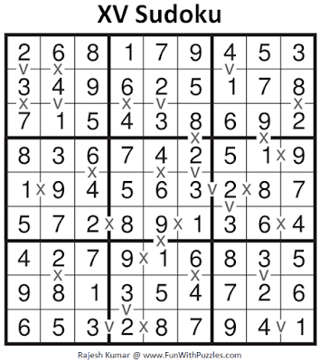 Instruction-less Sudoku (Daily Sudoku League #216) Solution