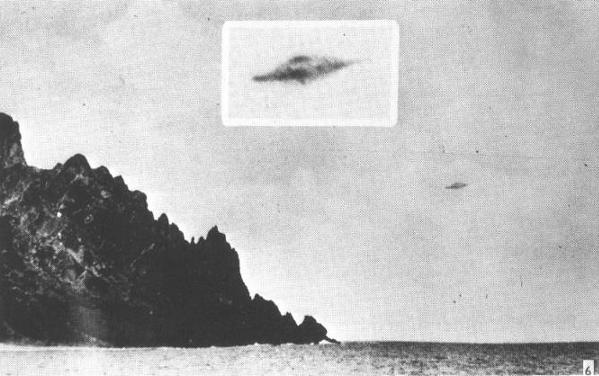 Bằng chứng đĩa bay người ngoài hành tinh đến Trái Đất từ 140 năm trước