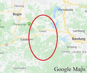 20 Tempat Wisata di Cianjur, Jawa Barat