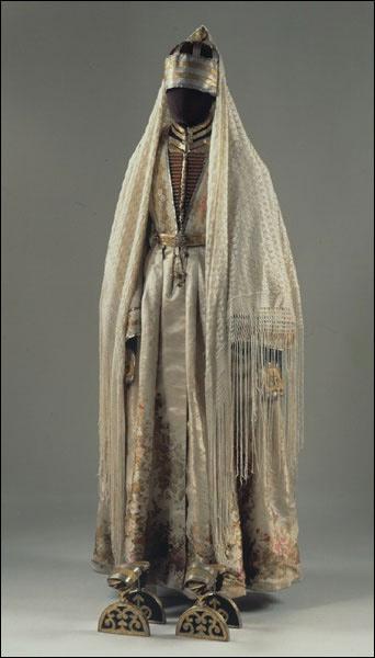 кабардинский хиджаб cherkes hicab circassian hijab