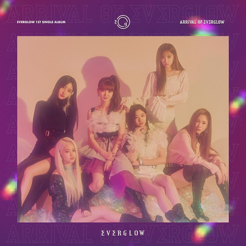 EVERGLOW - ARRIVAL OF EVERGLOW [FLAC + MP3 320 / WEB]