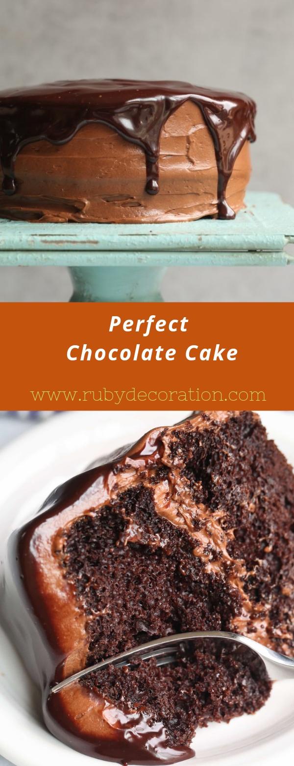 Perfect Chocolate Cake