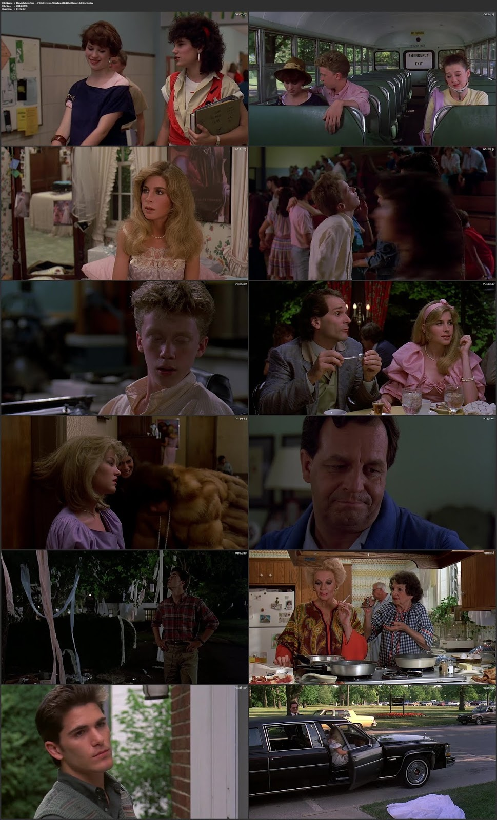 Sixteen Candles 1984 Dual Audio Hindi BluRay 720p