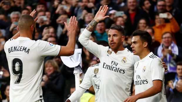 Real Madrid Vs Ajax Dan Ten Hag Sebut Ramos Bos Los Blancos 2019