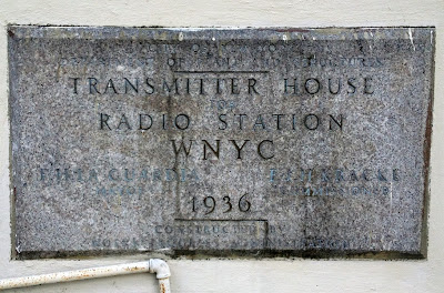 Transmitter House Cornerstone