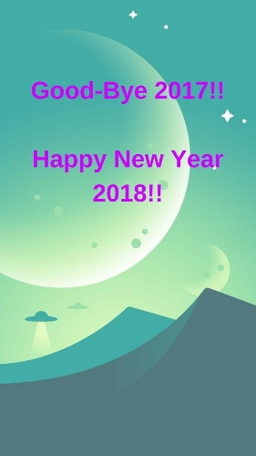 Goodbye 2017 Hello 2018 Quotes And Images To Share On Facebook And Whatsapp