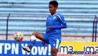 Febri Haryadi Bakal Jarang Perkuat Persib Bandung