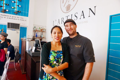 L'Artisan French and Mediterranean Cuisine, L'Artisan Cebu, L'Artisan Oakridge, Sunstar Best of Cebu, Restaurant of the Year, Jeffrey Boutin, Cebu Best Restaurant, French Restaurants in Cebu, dessert places in Cebu, Kalami Cebu, Best Food Blog, Cebu Food Blog