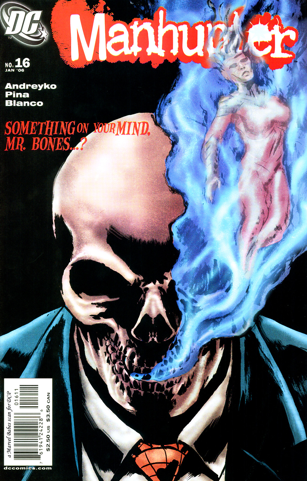 Manhunter (2004) issue 16 - Page 1