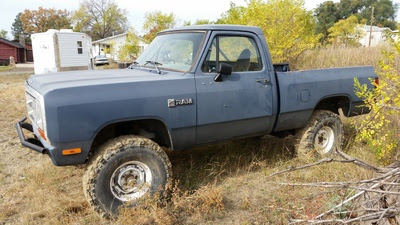 89 Dodge Truck For Sale