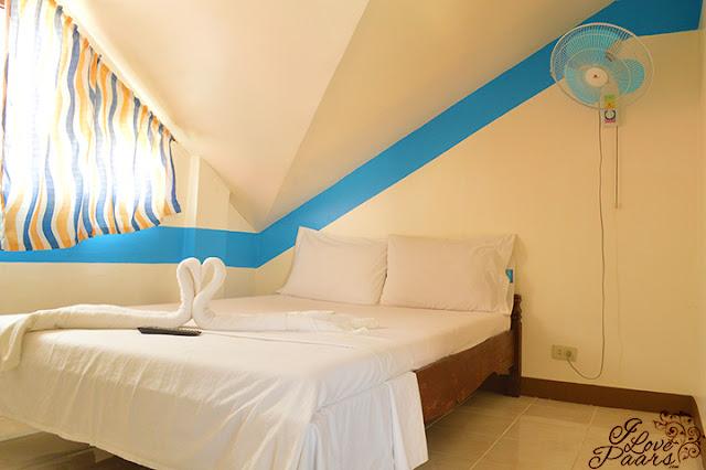nice room at Sunny Hotel/Puerto Galera Beach Resort
