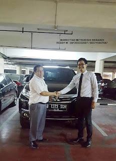 JUAL PAJERO SPORT DAKAR 2018 DI JAKARTA BARAT