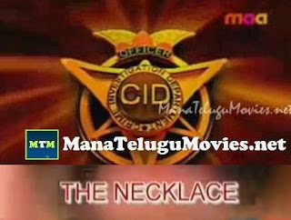The Necklace -CID Detective Serial -15th July