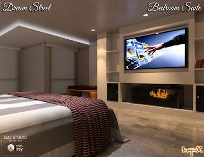 Dream Street Bedroom Suite