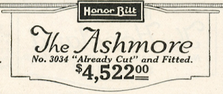 price of Sears Ashmore 1920