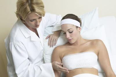 operasi plastik payudara dan proses penyembuhan
