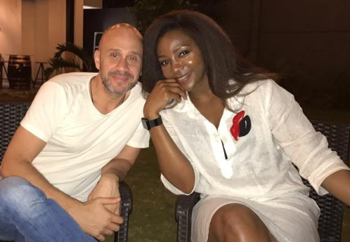genevieve nnaji married white man