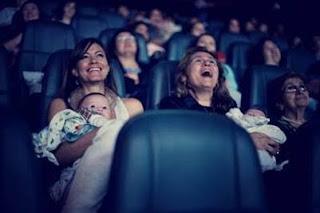 Américas Shopping recebe mais uma sessão CineMaterna na próxima quarta-feira (26)